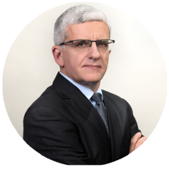 Director of the Institute of Law, Administration and Economics: Professor Andrzej Piasecki